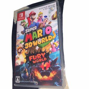 スーパーペーパーマリオ3Dワールドフューリーワールド Switch