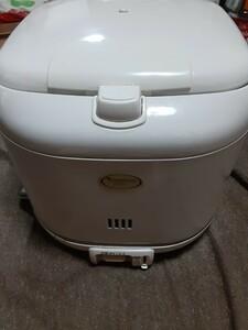 電子ジャー付ガス炊飯器 ガス炊飯器