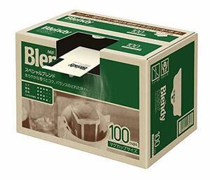 7グラム (x 100) AGF ブレンディ レギュラーコーヒー ドリップパック スペシャルブレンド 100袋 【 ドリップコー
