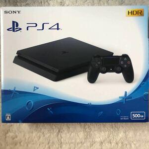 ソニーSONY プレイステーション4 PlayStation4 本体 ジェットブラック 500G CUH-2200AB01