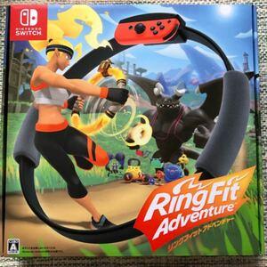 【新品・未使用】リングフィットアドベンチャー ニンテンドースイッチ Nintendo switch