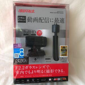 バッファロー マイク搭載 320万画素 WEBカメラ BSW32KM03