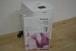 戸●538 PANASONIC ホームベーカリー SD-SB1 1斤タイプ