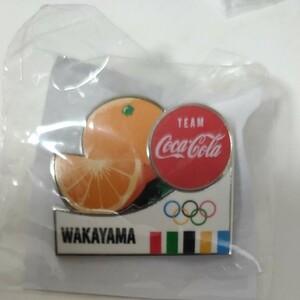都道府県 ピンバッジ コカ・コーラ 東京オリンピック