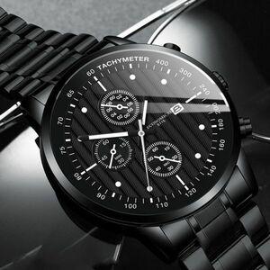 【新品1円~】※限定1品【最新メンズクォーツ腕時計】2-KM51284 海外ブランド高級ウォッチ 【最安】ビジネス ファッション 人気 精密