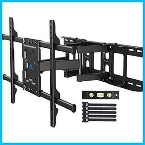 ★最安★前後&左右&上下多角度調節可能 37-70インチ対応 Pipishell テレビ壁掛け金具 耐荷重60kg HU-838 液晶テレビ用 アーム式 LCD LED