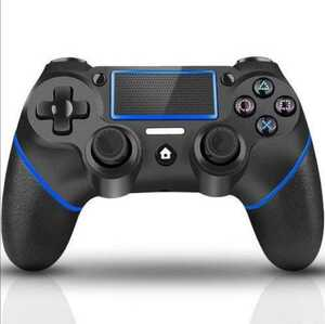 P4コントローラー最新バージョン対応Bluetooth接続 ジャイロセンサー機能