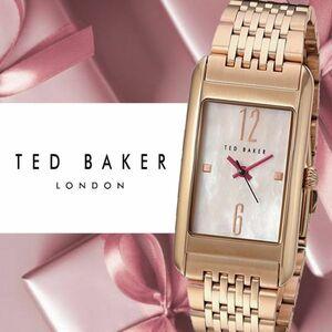 ※送料要確認 ☆1円☆ 新品 スマホの時計じゃ満足できない貴方に Ted Baker 腕時計 クォーツ レディース tedute412_