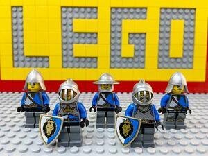 ☆キャッスル☆ レゴ ミニフィグ 兵士 騎士 ライオンナイト クラウンナイト ( LEGO 人形 鎧兜 お城シリーズ