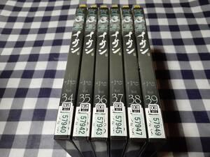 送料無料☆DVD イ・サン 34~39 計6本セット ※レンタル使用品