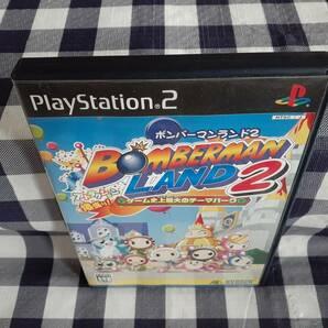 PS2送料無料☆ボンバーマンランド 2