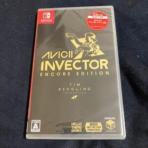 【Switch】 AVICII Invector:Encore Edition
