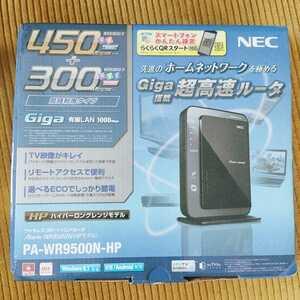 Aterm PA-WG1800HP 無線LANルーター 高速 NEC Wi-Fi イーサネットコンバータ