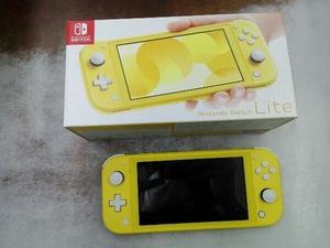 動作確認済 Nintendo Switch Lite イエロー