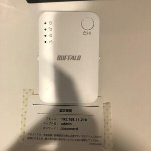 値下げ BUFFALO 無線LAN中継機 WEX-1166DHPS