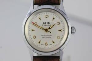 ORIS オリス 手巻き ボーイズ腕時計 7305