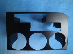 希少 新品 スカイライン GT-R BCNR33 33GTR R33 3連メーター 追加メーター パネル