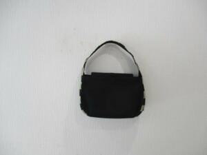 ハンドバッグ メーカー不明 縦約18㎝ 横約29㎝ 厚さ約8㎝ ゆうパック60サイズ 1円スタート 同梱対応可能