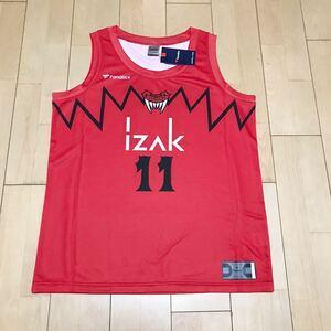 新品 タグ付き Bリーグ 富山グラウジーズ 宇都直輝 ユニフォーム ユニホーム Fanatics B.LEAGUE バスケ バスケットボール