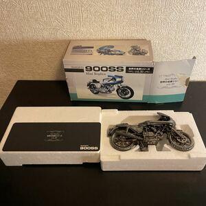 【レッドバロン】世界の名車シリーズ Vol.30 ドゥガティ900SS  箱付き