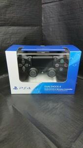 デュアルショック4 ジェットブラック SONY ワイヤレスコントローラー PS4 DUALSHOCK4
