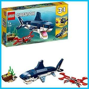 ◆新品◆レゴ(LEGO) クリエイター 深海生物 31088 知育玩具 ブロック おもちゃ 女の子 男の子