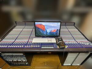 MIDAS Legend3000 Mac Pro デスクトップパソコン一式 レコーディング機材一式 SSLマイクプリ他