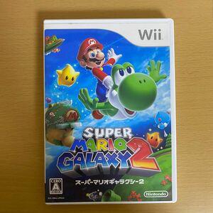 スーパーマリオギャラクシー2 Wii DVD付き