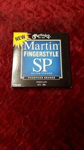 @ マーチン SPギター弦 (PHOSPHOR-BRONZE) メディアム弦 0.13~0.56 MSP42FS 5個セット