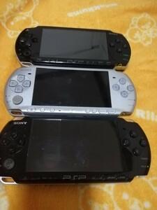 PSP-3000と1000