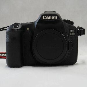 CP6076 Canon EOS 60D ボディ USED美品 本体+バッテリー デジタル一眼 APS-C バリアングル液晶 完動品 安心保証 即日発送 1円~ K