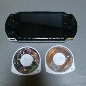 PSP本体 モンハンつき