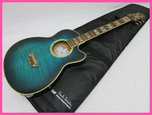 極美品 Paul smithポールスミス×ESP リミテッドモデル エレキギター