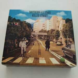 サザンオールスターズ KILLER STREETキラーストリート CD DVD 初回限定盤