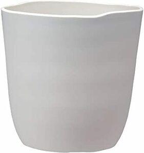 ホワイト 23型 アップルウェアー 鉢植・鉢カバー アトリエポット 23型 ホワイト