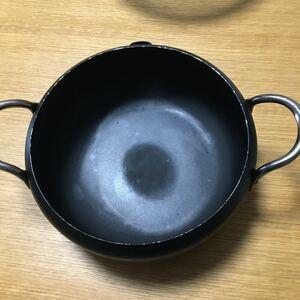 鉄製 揚げ物鍋