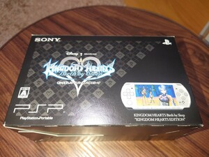 SONY PSP キングダムハーツバースバイスリープ エディション PSP本体