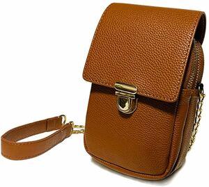【ショルダーバッグ】お財布ポシェット 斜めがけ スマホポーチ 女性用かばん 斜め掛けバッグ