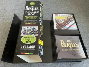 ザ ビートルズBOX CD 中古 美品