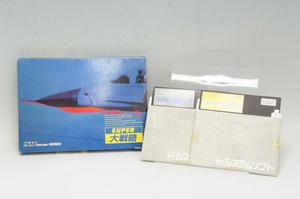 Super大戦略 Sharp X1用ゲームソフト シャープ