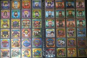 【即決】ビックリマンシール エヴァックリマン 新劇場版 Q全24種 序&破全24種 全48種フルコンプセット