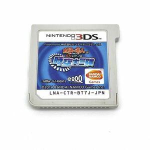 ★中古品★ 即納 太鼓の達人 どんとかつの時空大冒険 ソフトのみ Nintendo 3DS ニンテンドー BANDAI