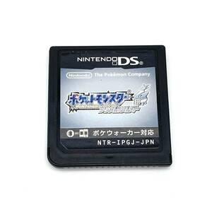 ★中古品★ 即納 ポケットモンスター ソウルシルバー 銀 ソフトのみ Nintendo Pokemon ポケモン 任天堂 ニンテンドー