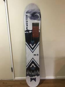 レア品 未使用 19/20 Weston Riva 153cm スノーボード
