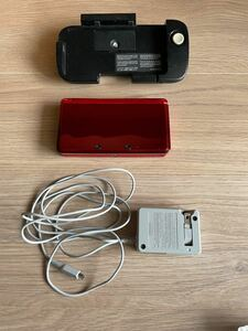 3DS本体 充電器 拡張スライドパット ACアダプター