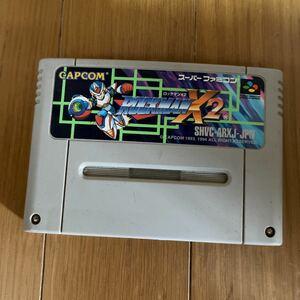 ロックマンX2 スーパーファミコン