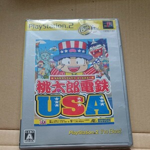 桃太郎電鉄USA PS2 the Best/PS2