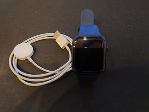 新品同様! Apple Watch Series 6(GPSモデル) 44mm ブルーアルミニウム 箱つき