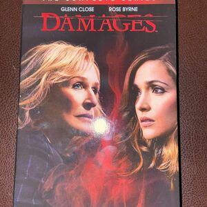 ダメージ シーズン1-5 全シーズン全話 輸入盤 Damages DVD