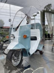 整備記録付! トゥクトゥクタイプ ジャイロ キャノピー 4スト TA03 保証付 JJS 京都 ミニカー 登録可 TA03-11 受注生産